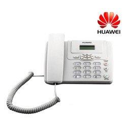 5 Celular Rural Fixo Mesa Huawei Ets3125 Claro Fixo Tim Oi - Branco