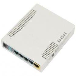 Access Point Mikrotik Routerboard Rb951ui-2hnd  Branco - Branco