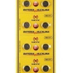 Bateria Mo 371 Lr920 171 Cartela 10 Un Mox Alcalina MO-371