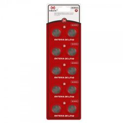 Bateria Pilha Cr1616 Cartela Com 10 Unidades 100% Original Mo-cr1616