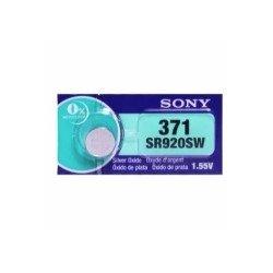 Bateria Pilha Original Relogio Sony 371 Sr 920 SR920SW