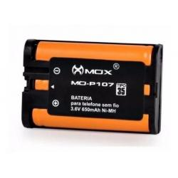 Bateria Telefone Sem Fio Panasonic P107 3,6v 650mah MO-P107
