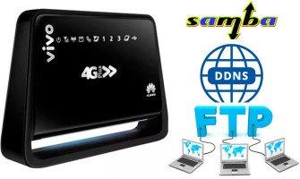 Principais Funções e Como Configurar o Roteador Huawei 4G B890-53