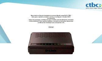 Como Pular o Wizard de operadora e configurar o Roteador D-Link DSL 2730R para Wifi e Modem