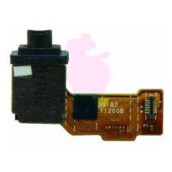 Cabo Flex Conector Fone P2 Sony Xperia M5 E5643 Original