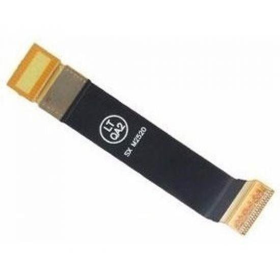 Cabo Flexível Flex Flat Cable Celular Samsung M2520 Beat