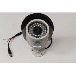 Câmera Infra 36leds 1/3 Digital 600l Branca 12v - 180ma