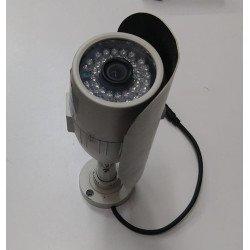 Câmera Infra 36leds 1/3 Digital 600l Branca 12v - 180ma .