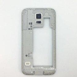 Carcaça Traseira Samsung Galaxy S5 G900m Original Retirada