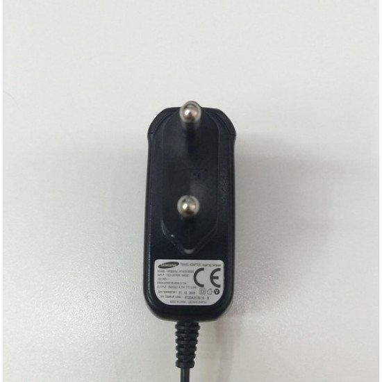 Carregador Atads30ebe Para Celular Samsung E 746 - Preto