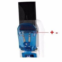 Carregador Universal De Bateria De Celular Com Visor Lcd