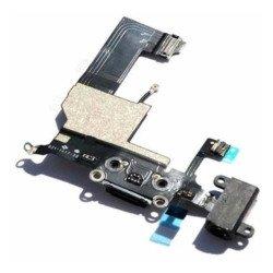 Conector Carga Usb Cabo Flex Dock Fone iPhone 5s Retirado