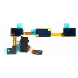 Flex Botão Home Conector De Fone J5 J500