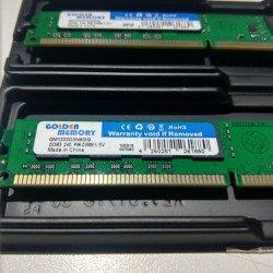 Kit 2 Memórias Golden Memory Ddr3 1333mhz 2gb