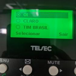 Kit Celular Fixo De Mesa Gsm C/ Antena Rural 15dbi Claro Tim