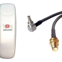Kit Modem 4g   Adaptador Antena Externa Rural Rp-sma Olicard