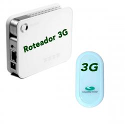 Kit Roteador Huawei D100 3g Wifi Desbloqueado   Huawei E226