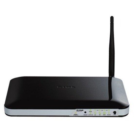 Modem Roteador 3G Dwr-512 Vitrine - 110V/220V