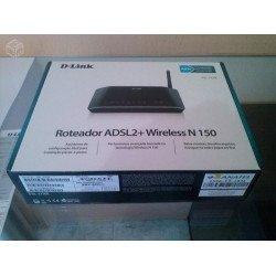 Modem Roteador Adsl2 2730e D-link Pra Operadora Gvt Vpi 0/35