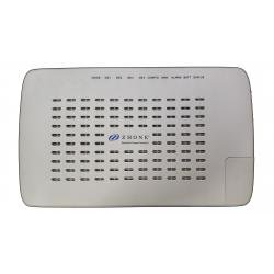 Modem Zhone Znid 2400a Series Indoor Gpon 2424 Ont 2 Pots