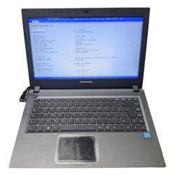 Notebook Compaq Cq23 Dual Core Dvd 4gb 500gb Windows 10 - Recondicionado