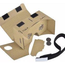 Óculos 3d Realidade Virtual Google Cardboard