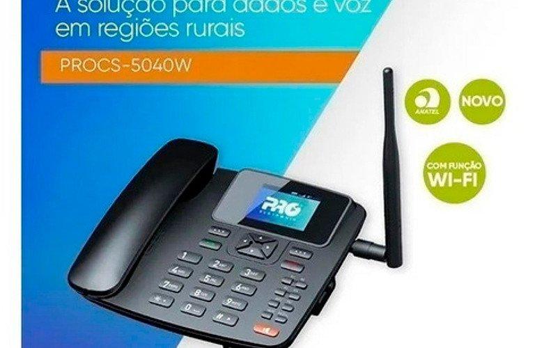 WIFI + 4G + Rural