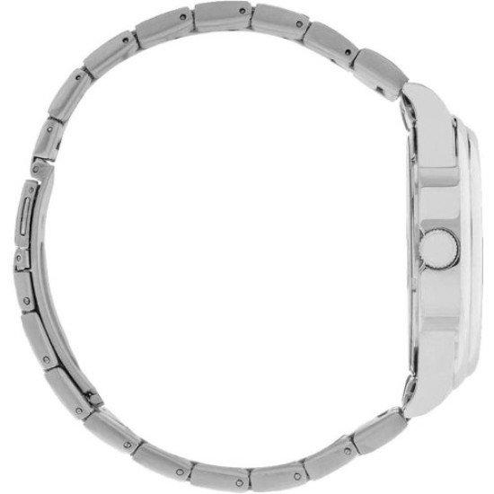 Relógio Technos Masculino Analógico Prateado 2115kst/1a