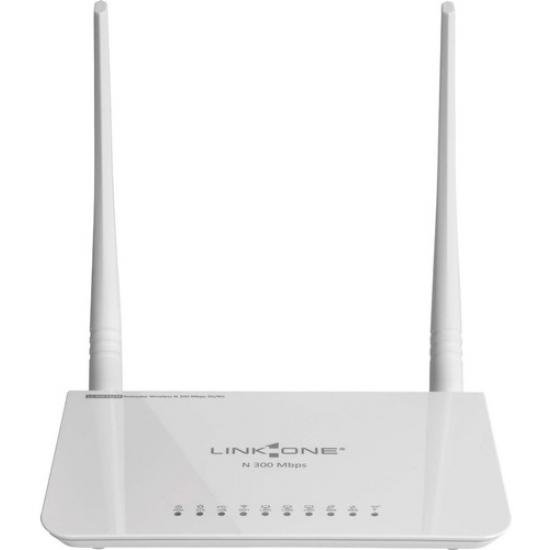 Roteador 3g 4g Wireless 300mbps  2.4ghz L1-rw332m Link-one  - BIVOLT