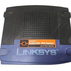 Roteador Cisco Linksys BEFVP41 VPN Com 4 10/100 Switch usado