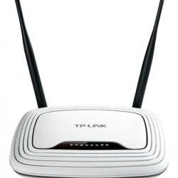 Roteador Wireless Tp-Link 300Mbps Tl-Wr841N Usado