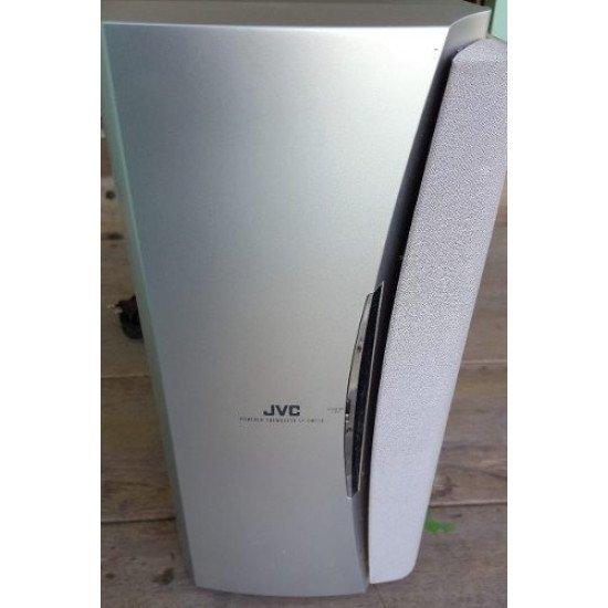 Subwoofer Ativo Jvc Top 100w Rms Home Teather Usado Sp-dwf10
