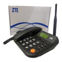 Telefone Celular Rural Mesa 3g 5 Bandas Chip Fixo Viva Voz WP721