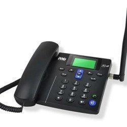 Telefone Celular Rural Mesa Modem 3g Desbloqueado C/ Bateria