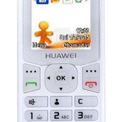 Telefone Fixo Chip 3g Huawei F661 Desbloqueado Gsm Novo BRANCO
