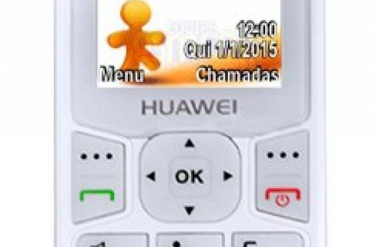 Telefone Fixo GSM Huawei