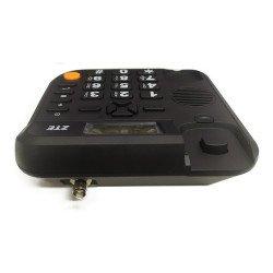 Telefone Rural De Mesa 3g 5 Bandas Entrada Tnc Antena WP721 - Preto